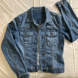Kut from the Kloth Amelia Denim Jean Jacket
